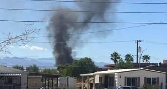 У США розбився військовий літак: загинув пілот