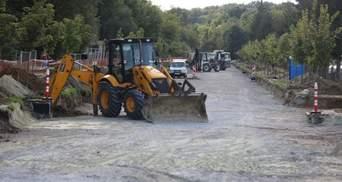Перекроют до конца года: во Львове восстанавливают ремонт улицы Филипа Орлика