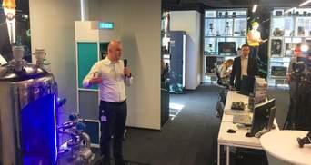 Новий підхід до навчання співробітників: у столиці відкрився новий Центр компетенції Siemens