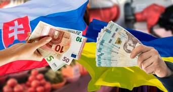 Где дешевле жить: в Украине или Словакии – инфографика