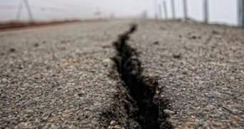 На севере Грузии произошло мощное ночное землетрясение