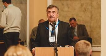 Я втомився, я йду, – ректор ХНУ Каразіна Бакіров записав відеозвернення до виборів