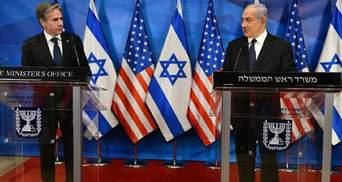 Нетаньяху назвав умову для миру між Ізраїлем і палестинцями