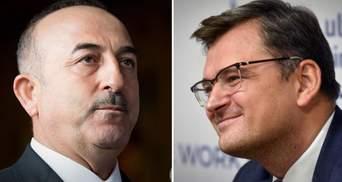 Украина обсудила с Турцией подготовку к саммиту Крымской платформы