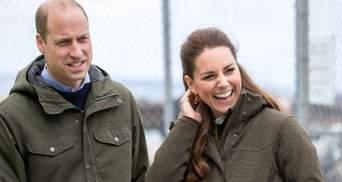 Кейт Міддлтон і принц Вільям зачарували повсякденними образами в Шотландії: фото герцогів