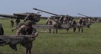 Бой враждебному десанту: военные тренировались вблизи админграницы оккупированного Крыма