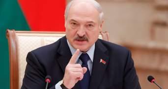 Не хочете летіти над Білоруссю – летіть, де вгробили 300 людей, – Лукашенко про Донбас