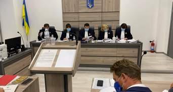 Суд щодо оскарження санкцій проти Медведчука перенесли