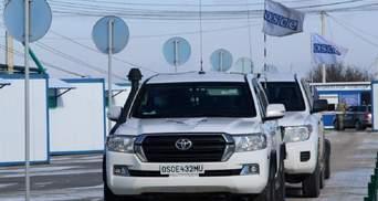 Россия отказывается продолжать миссию ОБСЕ на границе с Украиной