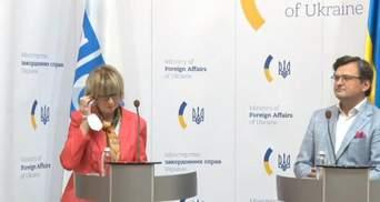 Украина просит ОБСЕ усилить работу мониторинговой миссии в оккупированном Крыму