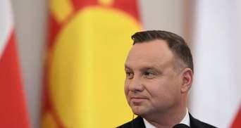 Росія – не нормальна країна, а держава-агресор, – Дуда