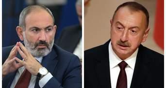 Вірменія звинуватила Азербайджан у посяганні на її територію – Баку заперечує