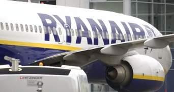 """Лист від """"терористів"""" надійшов Білорусі пізніше, ніж вона повідомила Ryanair про нього: текст"""