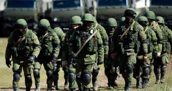 """""""Недружні дії"""": Росія пояснила нарощення сил біля кордону України"""
