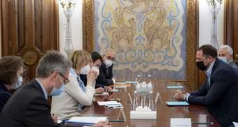 Єрмак зустрівся з генсеком ОБСЄ Хельгою Шмід: вона розповіла про тривожні тенденції на Донбасі