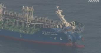 Не розминулись: два вантажних судна зіткнулись біля берегів Японії
