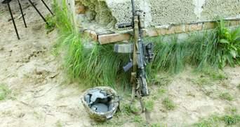 Бойовики поранили українського бійця біля Пісків