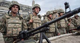 Азербайджан повідомив про обстріл позицій вірменами: реакція Єревану
