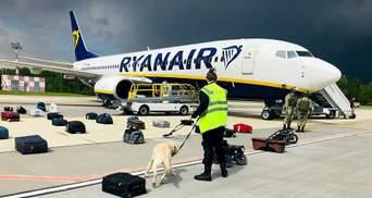 Не мав іншого вибору, – у Ryanair спростували розшифровку Білорусі про переговори з пілотом