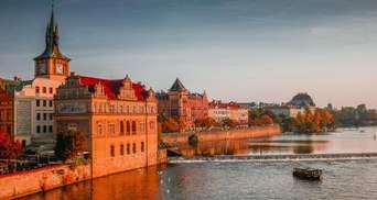 Чехія відкриває кордони для туристів із низки країн