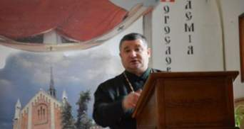 Священник-перебежчик: УГКЦ отлучила от церкви Ивана Гарата