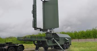 Как новая: для ВСУ передали модернизированную радиолокационную станцию – фото