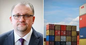 Беларусь назвала условия, при которых вернется к свободной торговле с Украиной