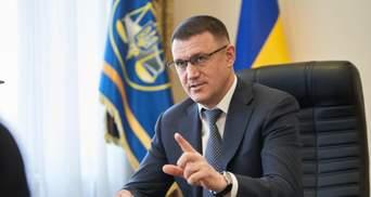 Бюро економічної безпеки запрацює з 25 вересня, – глава Фіскальної служби