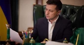 Зеленский поручил Кабмину усовершенствовать положения антикоррупционного закона