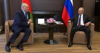 Зустріч Путіна та Лукашенка тривала 5 годин: про що вони говорили