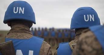 Понад 42 тисячі українських миротворців взяли участь у 25 операціях ООН