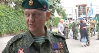 Сторонник оккупантов и предатель Украины носит Орден Богдана Хмельницкого