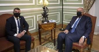 Глави МЗС Ізраїлю та Єгипту обговорять питання Сектора Гази й обмін полоненими