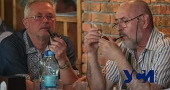 В Одесі провели чемпіонат України з куріння люльки