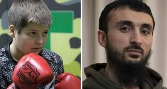 Кадиров пообіцяв піти у відставку, якщо його 13-річний син програє бій блогеру