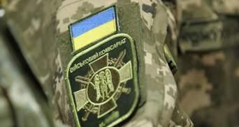 Третье самоубийство за неделю: в Одесской области застрелился военнослужащий