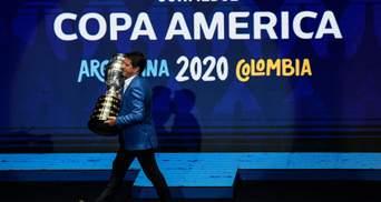 Аргентину позбавили права приймати Копа Америка: турнір залишився без країни-господаря