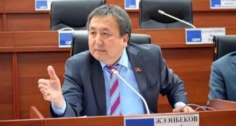 """Затримали за корупцію: у Киргизстані ще 2 політиків судитимуть через справу """"Кумтор"""""""