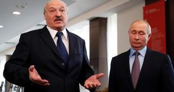 За столом з Путіним: що Лукашенко з сином просили у Кремля