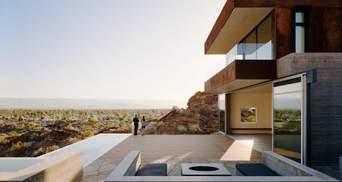 Гірський мінімалізм: дивовижний будинок посеред пустелі
