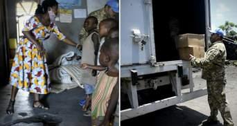 Рядом в трудную минуту: как украинские миротворцы помогают сиротам в Конго – видео