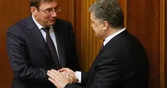 Луценко за вказівкою Порошенка нападав на Байдена, втрутившись в американські вибори, – блогер