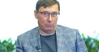 Луценко є прямим кандидатом на санкції, – юристка ЦПК про наслідки його інтерв'ю