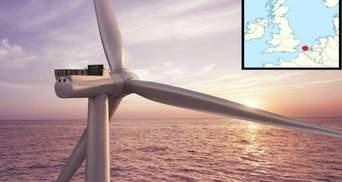 Бельгія побудує острів для накопичення енергії в Північному морі
