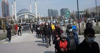 Працюватимуть ресторани і спортзали: Туреччина пом'якшує карантинні обмеження