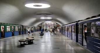 Машинист едва успел затормозить: в Харькове иностранец бросился под поезд метро – видео