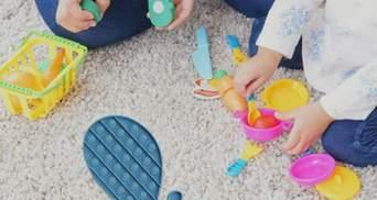 Сімпл дімпл, попіт, сквіш: які іграшки українці купують своїм дітям в інтернет-магазинах