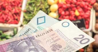 Різке підвищення цін: у Польщі зафіксували рекордний рівень інфляції за останні 10 років