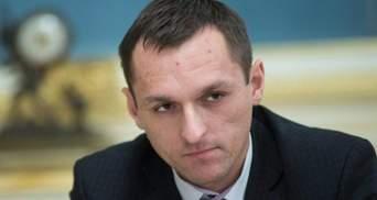 Временный глава САП Максим Грищук не прошел отбор на постоянного руководителя