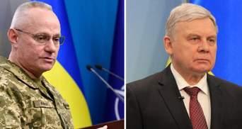 Таран хоче перебрати частину повноважень Хомчака щодо керівництва ЗСУ, – Бутусов